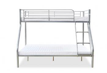 Palmdale Triple Metal Bunk Bed